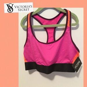 (Victoria's Secret) NWT sz Med racerback sport bra
